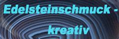 Edelsteinketten-Kreativ Shop | Edelsteinschmuck und mehr… – Günstige Edelsteinkette, Edelsteinketten, Klickketten mit Chunks, Steinketten, Perlenketten, Edelstein-Armbänder und Ohrringe aus eigener Produktion. Logo